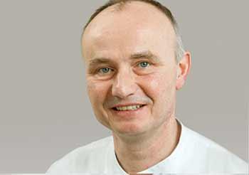 Dr. Jan Unckell- Leiter der Gastroenterologie