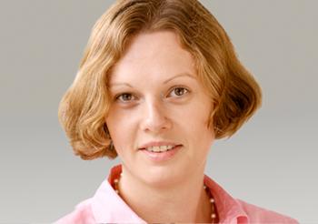 Corinna Riemer - Leiterin Unternehmenskommunikation