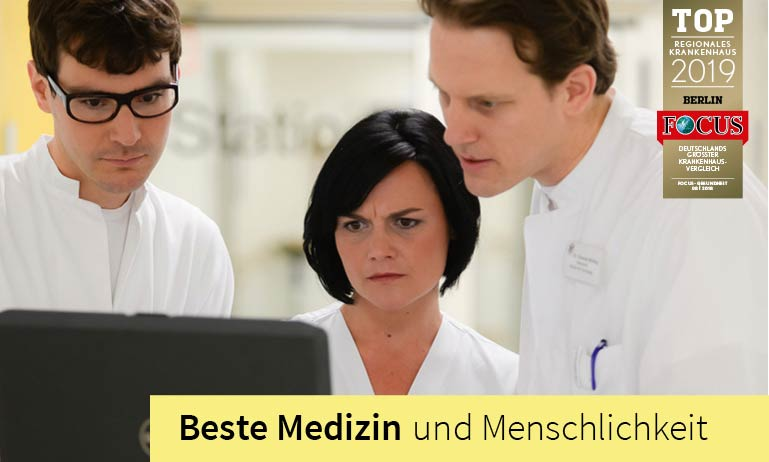 Urology in Berlin, diseases of the kidneys, the efferent urinary tract and male reproductive organs are treated