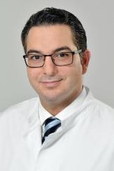 Dr. Amir Jawari, Leiter des Kardiologischen Zentrums am Franziskus-Krankenhaus Berlin