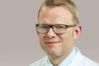 Dr. Achim Foer, ärztlicher Direktor des Franziskus-Krankenhaus Berlin