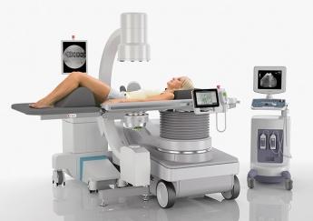 Der neue Interventionsradiologie-Arbeitsplatz im Franziskus-Krankenhaus. Foto: Storz Medical AG