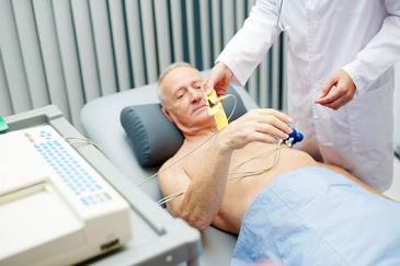 Moderne Diagnostik und Behandlung in der Kardiologie. Foto: Fotolia