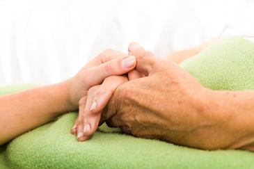Liebevolle und professionelle palliativmedizinische Versorgung bis zum Schluss