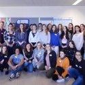 Die neuen Auszubildenden für das Franziskus-Krankenhaus Berlin und das St. Joseph Krankenhaus Berlin-Tempelhof
